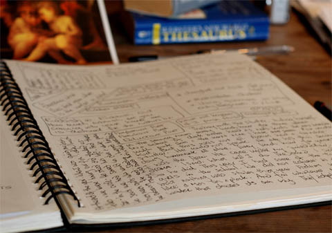 Cecilia's Notebook