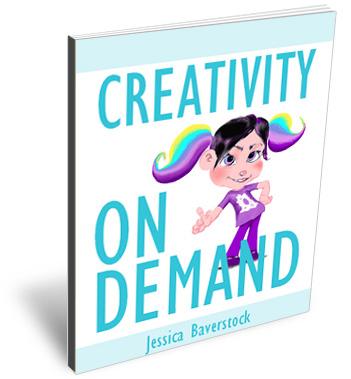 Creativity on Demand cover