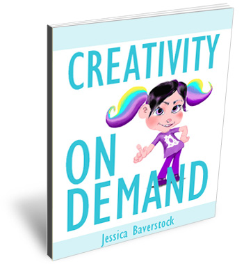 Creativity on Demand cover