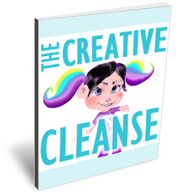 The Creative Cleanse PDF Cover