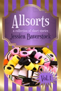 Baverstock's Allsorts Cover Art Proof
