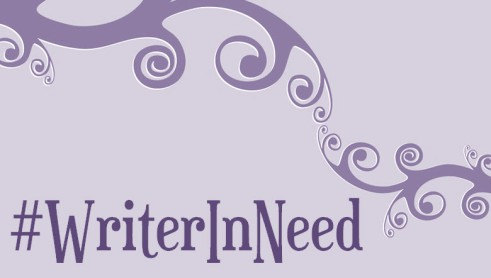 WriterInNeed hashtag